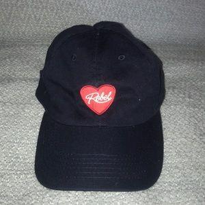 navy blue ball cap- John Galt